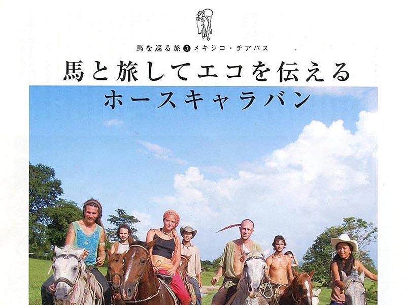 Horse Caravan Article