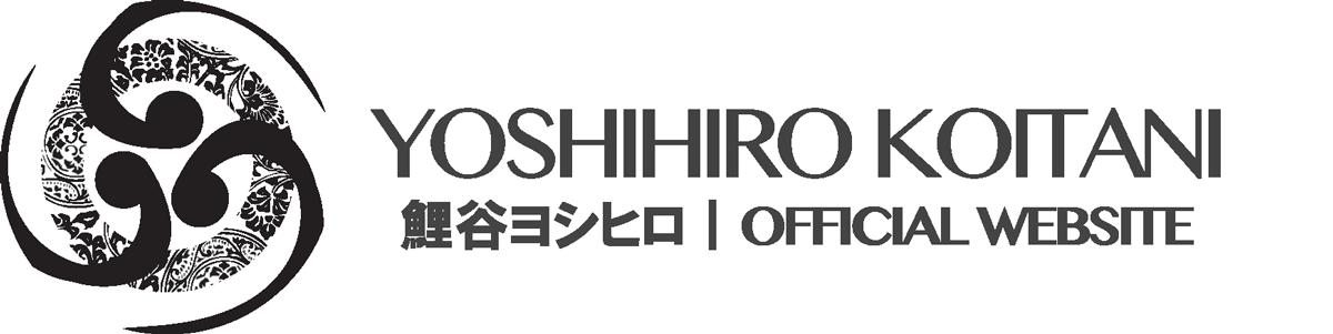 YOSHIHIRO KOITANI|Official website|鯉谷ヨシヒロ|アーティストサイト